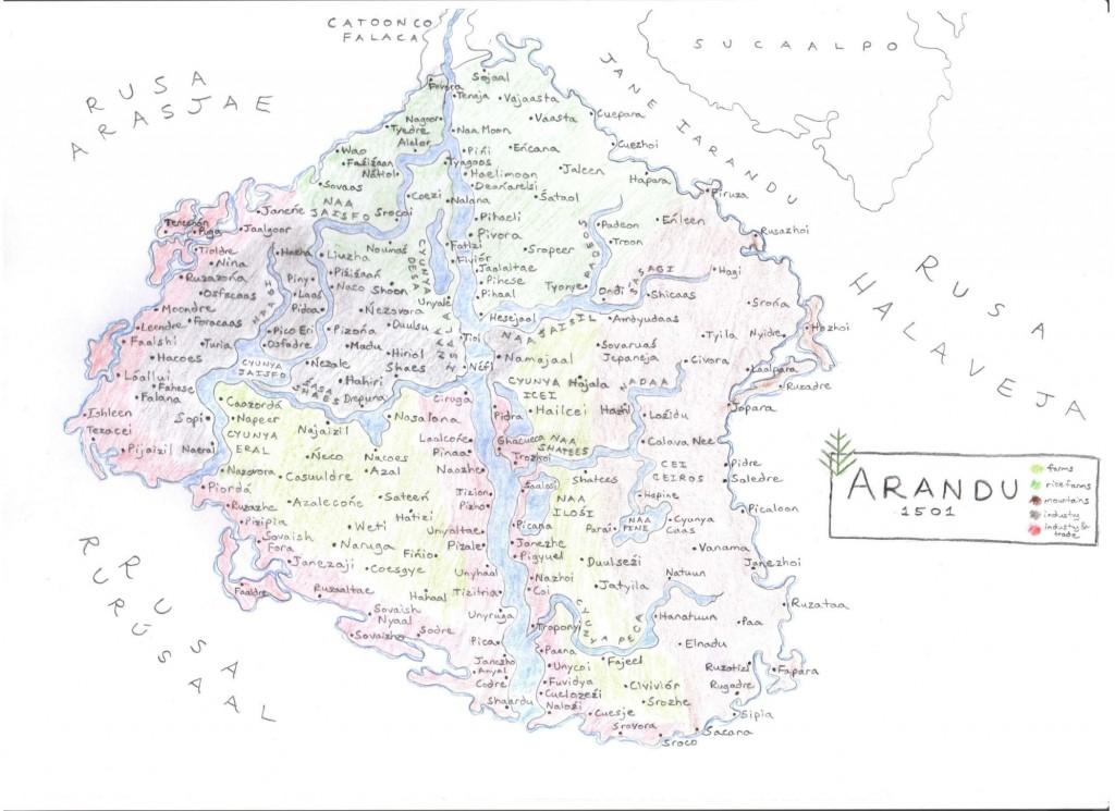 Arandu - web